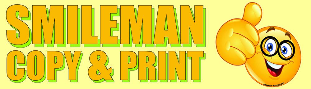 Smileman  – Copy & Print